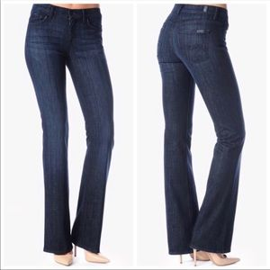 7 For All Mankind | Mid Rise Bootcut | 28